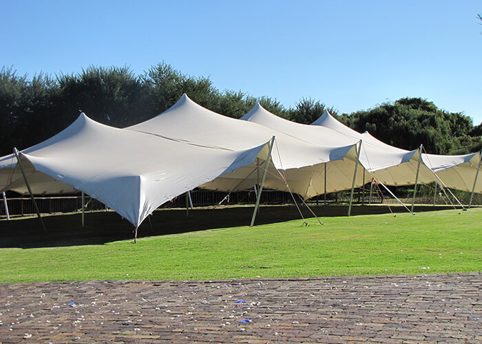 Stretch Tent Innovation
